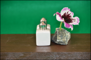 Each natural rock bud vase is one of a kind