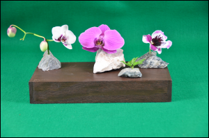 Create the perfect ambiance with these hand crafted natural rock bud vases
