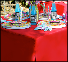 Charmant Table Covers By TableVogue